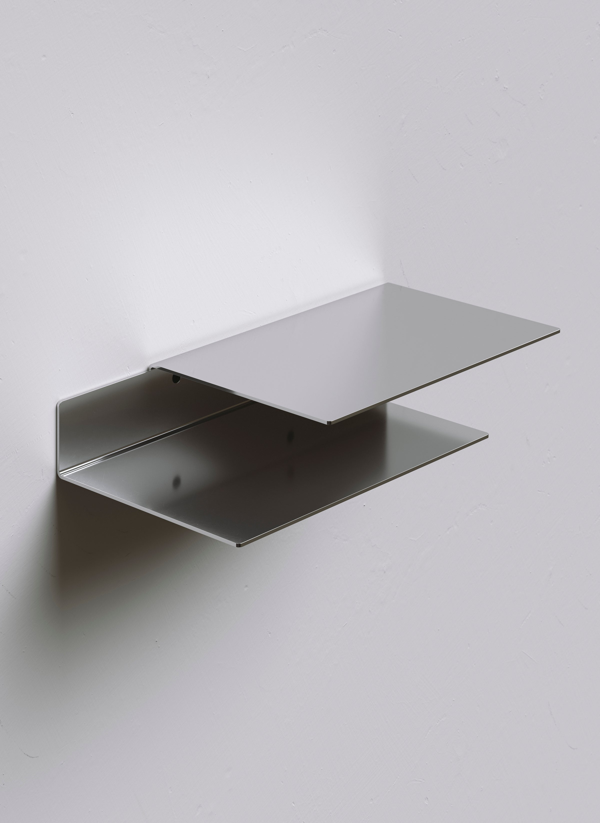 Float Shelf — Rose
