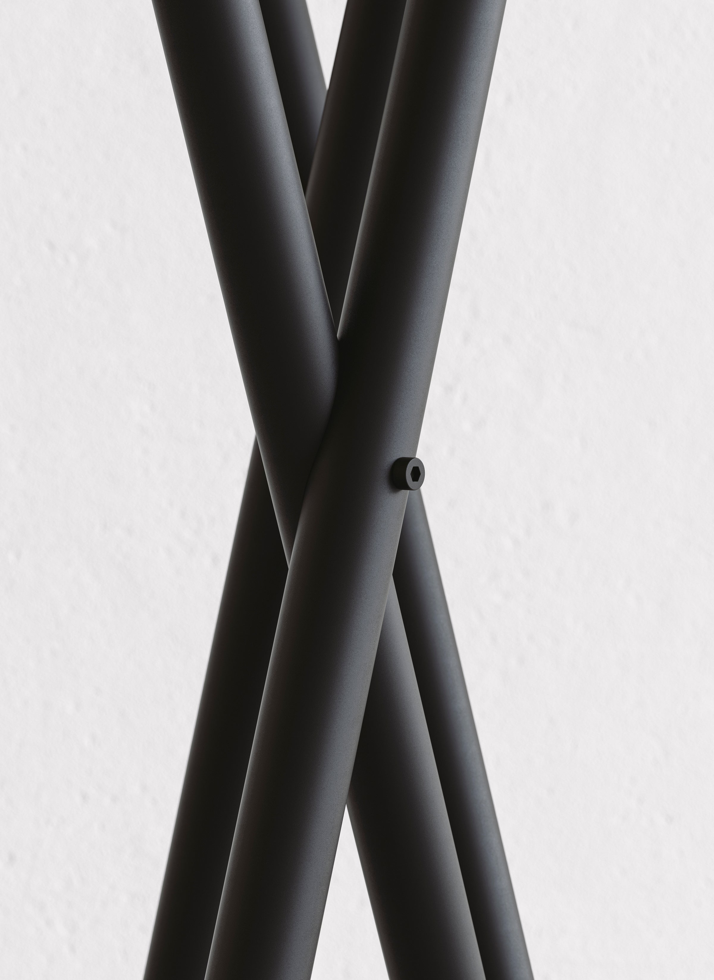 Hash Coatrack — Dark Green