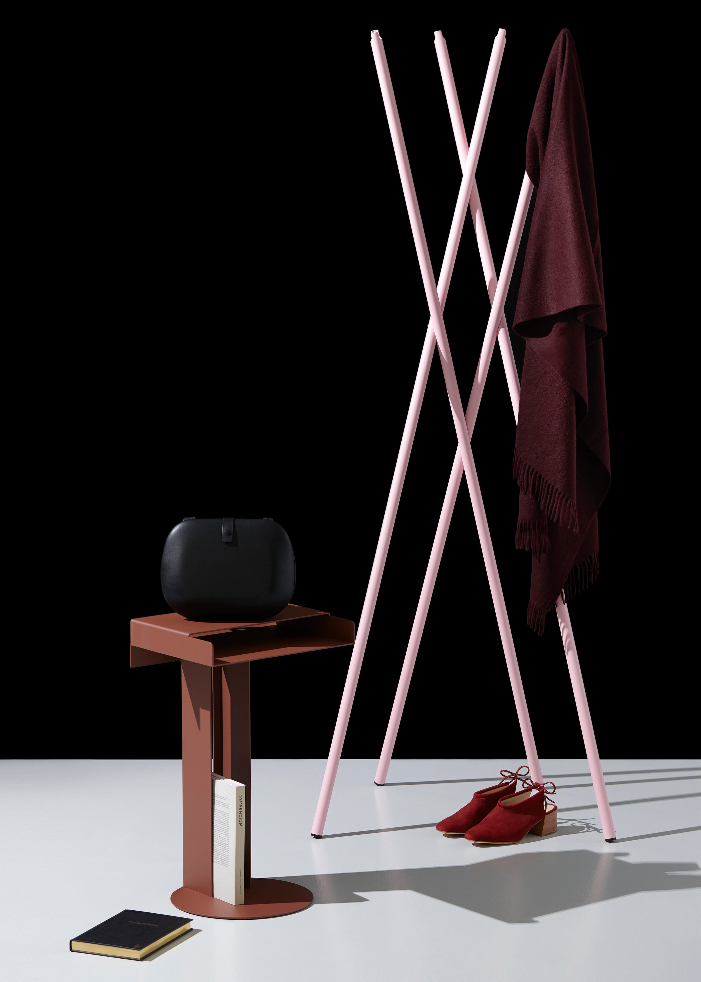 Hash Coatrack-New Tendency-Black-Average