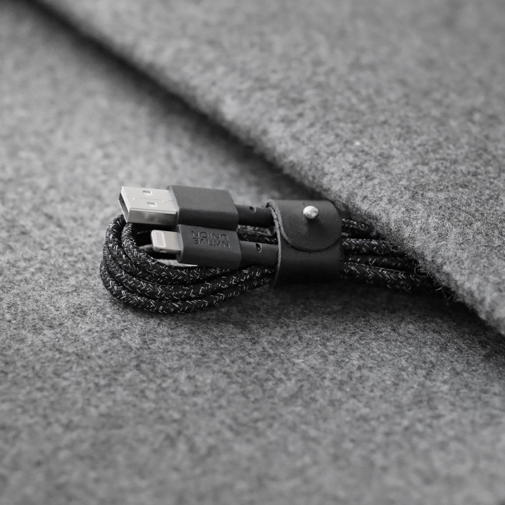 Cosmos Belt Cable by Native Union from www.average.is Toronto Canada
