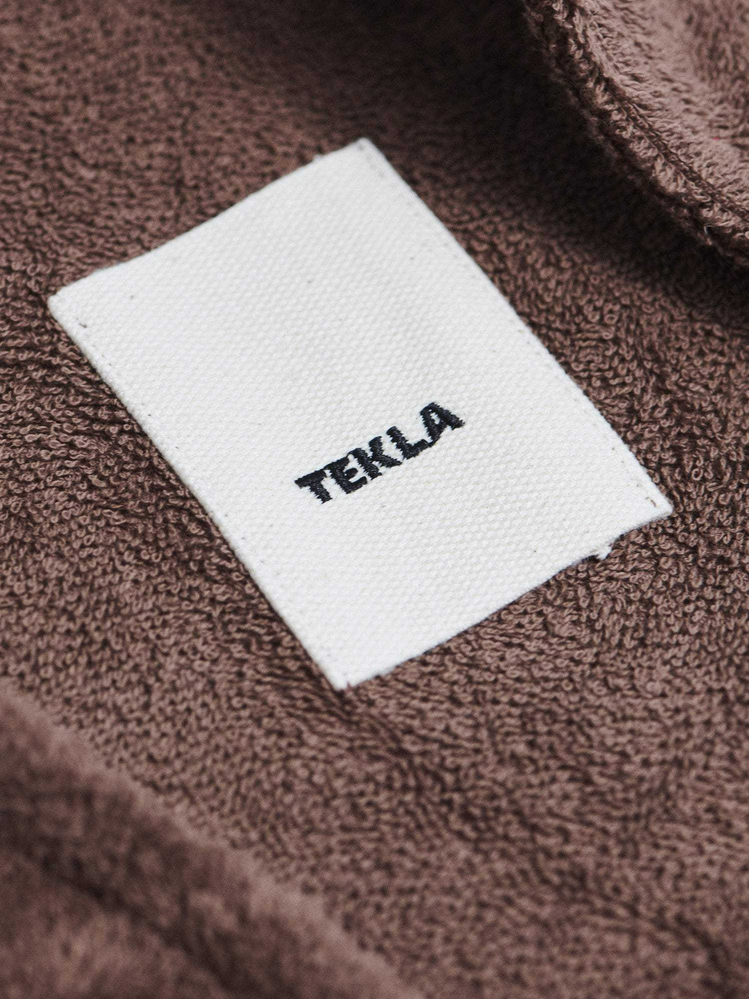 Bathrobe — Kodiak Brown-Tekla-Small-Average