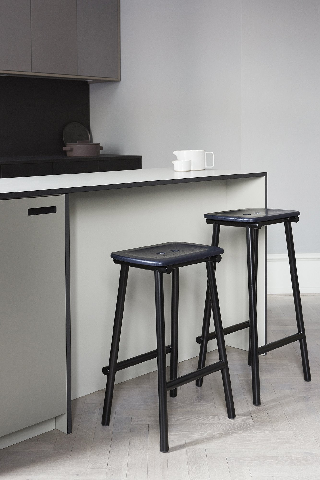 Tubby Counter Stool-Faye Toogood-Please Wait to be Seated-Natural Ash- - Average Toronto Canada Design