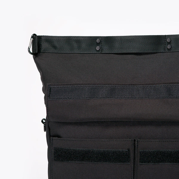 Declan Backpack + Messenger Bag