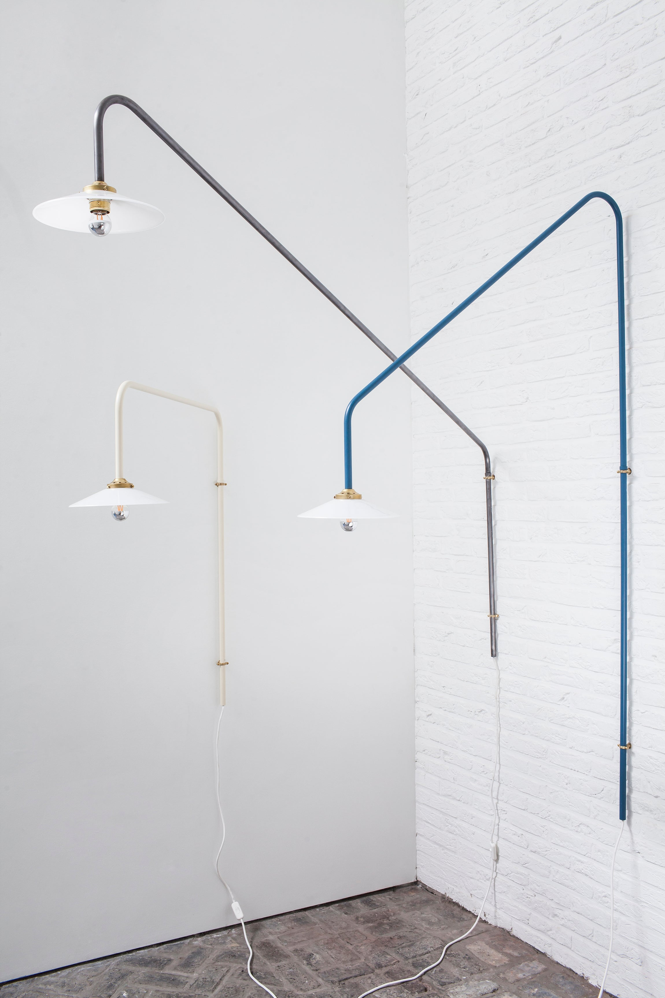 Hanging Lamp N°4 — Blue