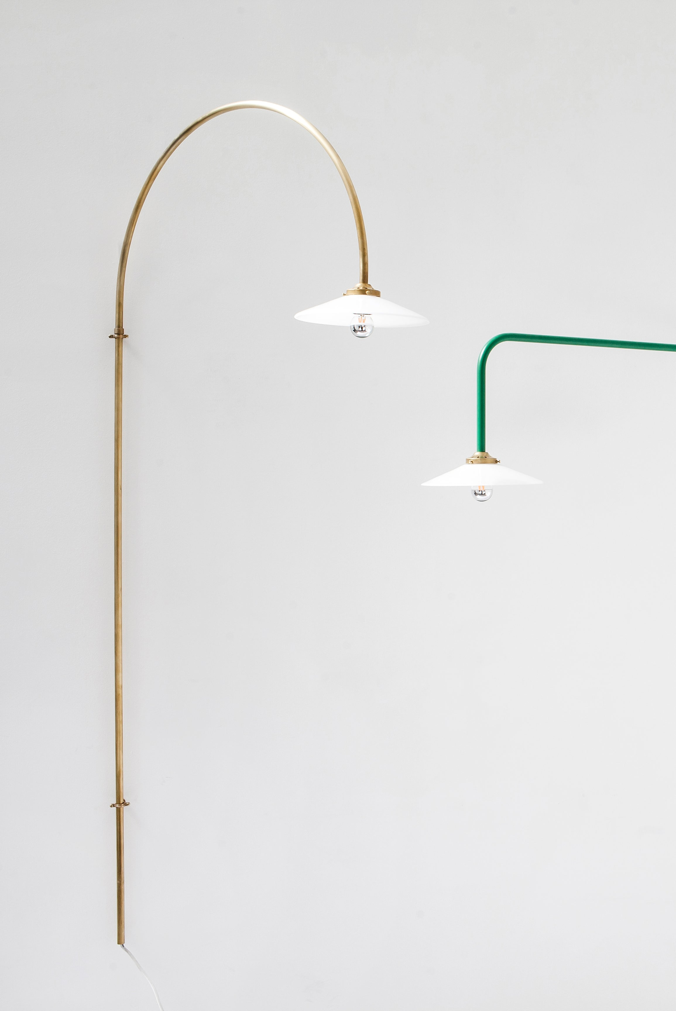Hanging Lamp N°2 — Blue
