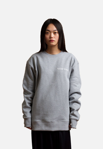 Extended Wear Grey Crew