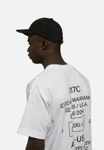 Extended Warranty - White Actual Source Graphic Design Clothing Average Toronto Canada Design Store
