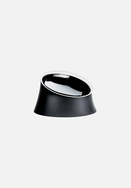 Wowl Dog Bowl — Black