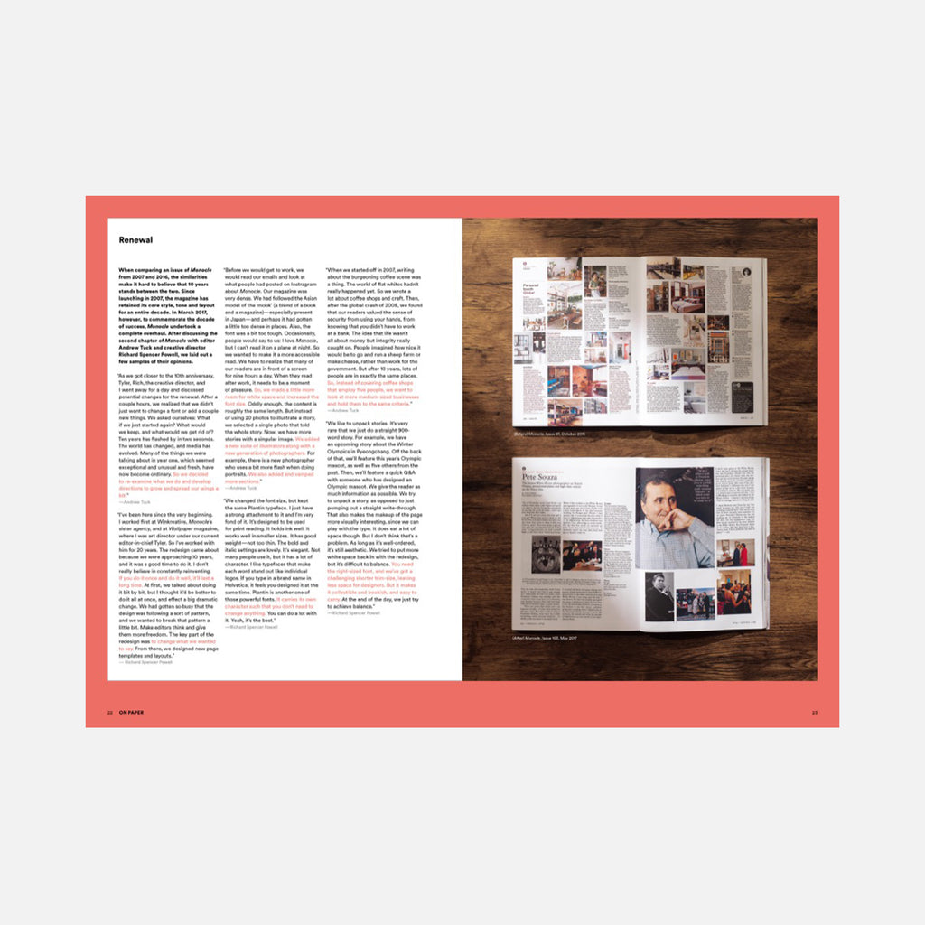 Issue 60: Monocle