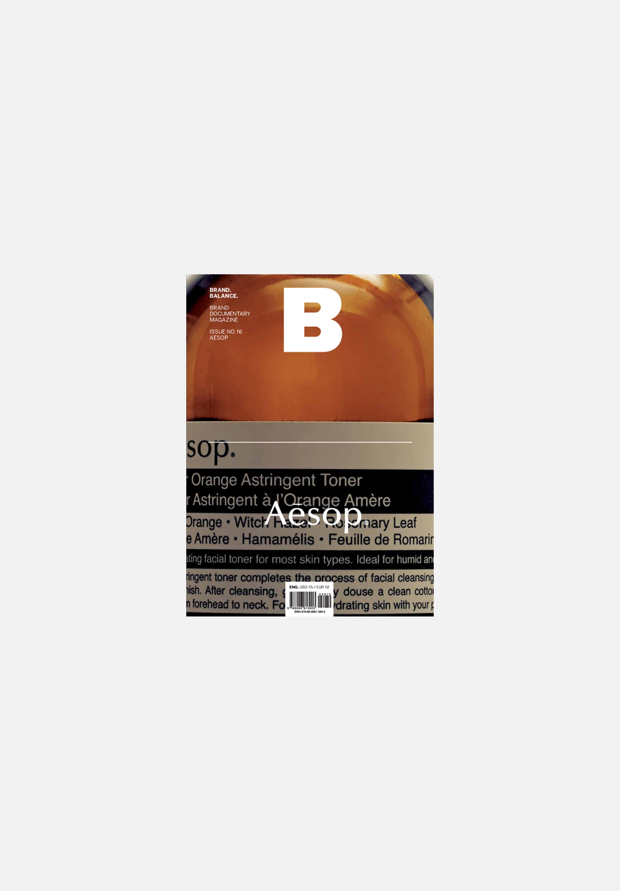 Issue 16: Aesop