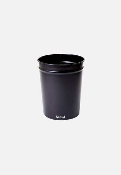 Small Waste Basket — Black