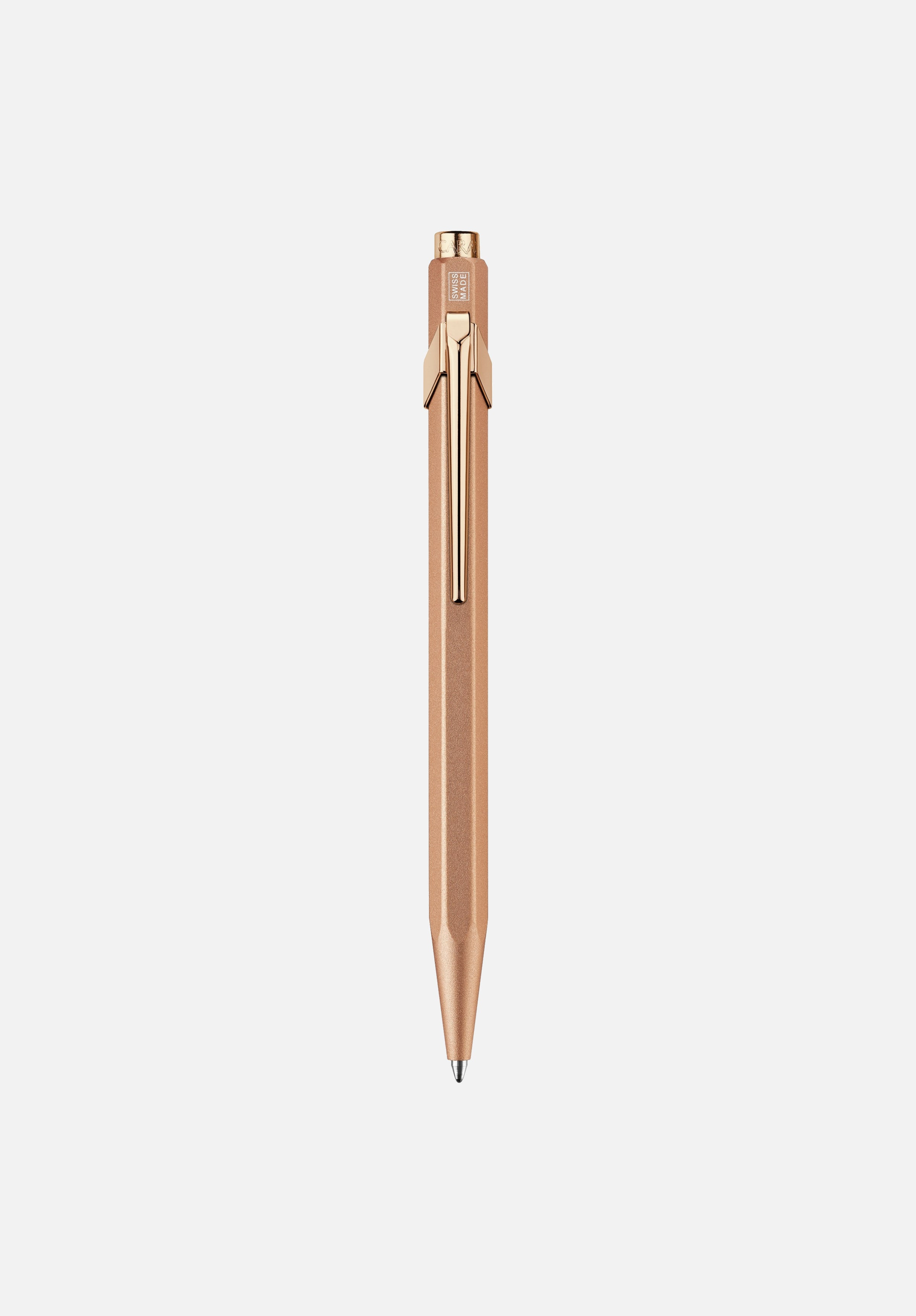 849 Ballpoint Pen Brut Rose-Caran d'Ache-Average