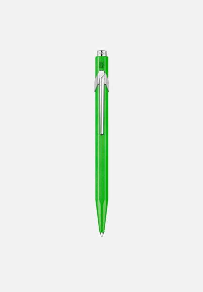 849 Ballpoint Pen — Fluorescent Green
