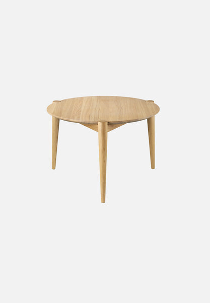 D102 SØS Coffee Table Stine Weigelt FDB Møbler Oak Danish Design Furniture Chairs Average Toronto Canada Design Store