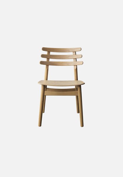 J48 Chair Poul Volther FDB Møbler Natural Oak Wood Danish Design Furniture Chairs Average Toronto Canada Design Store