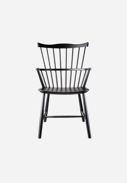 J52B Chair Børge Mogensen FDB Møbler Black Danish Design Furniture Chairs Average Toronto Canada Design Store