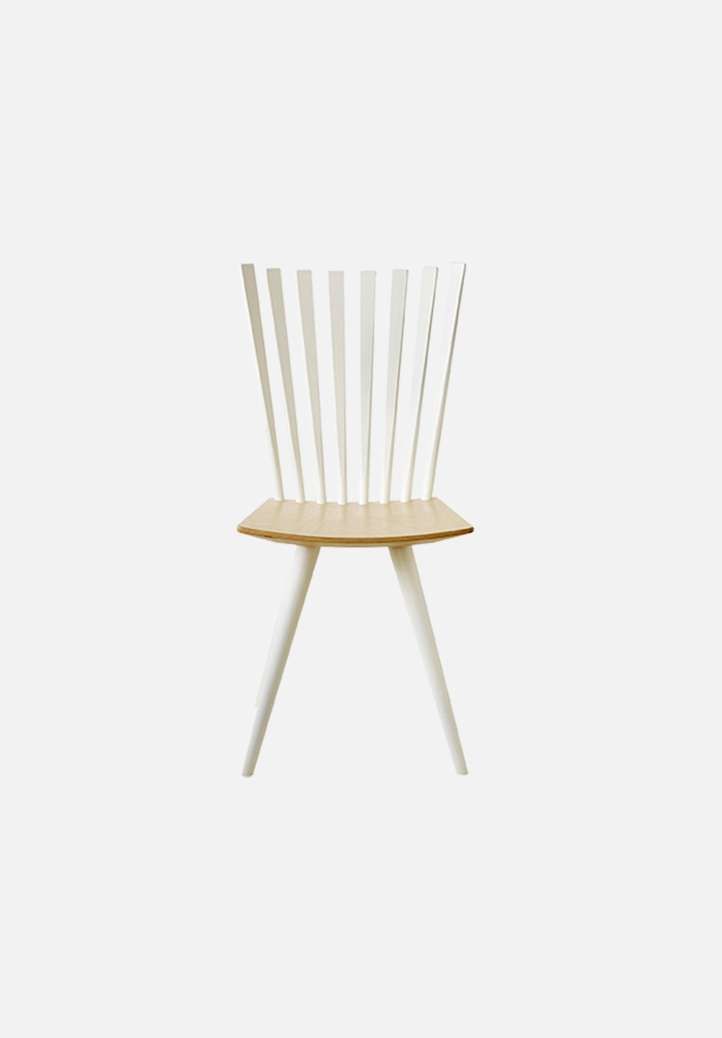 J152 Mikado Chair Foersom & Hiort Lorenzen FDB Møbler White/Natural Danish Design Furniture Chairs Average Toronto Canada Design Store
