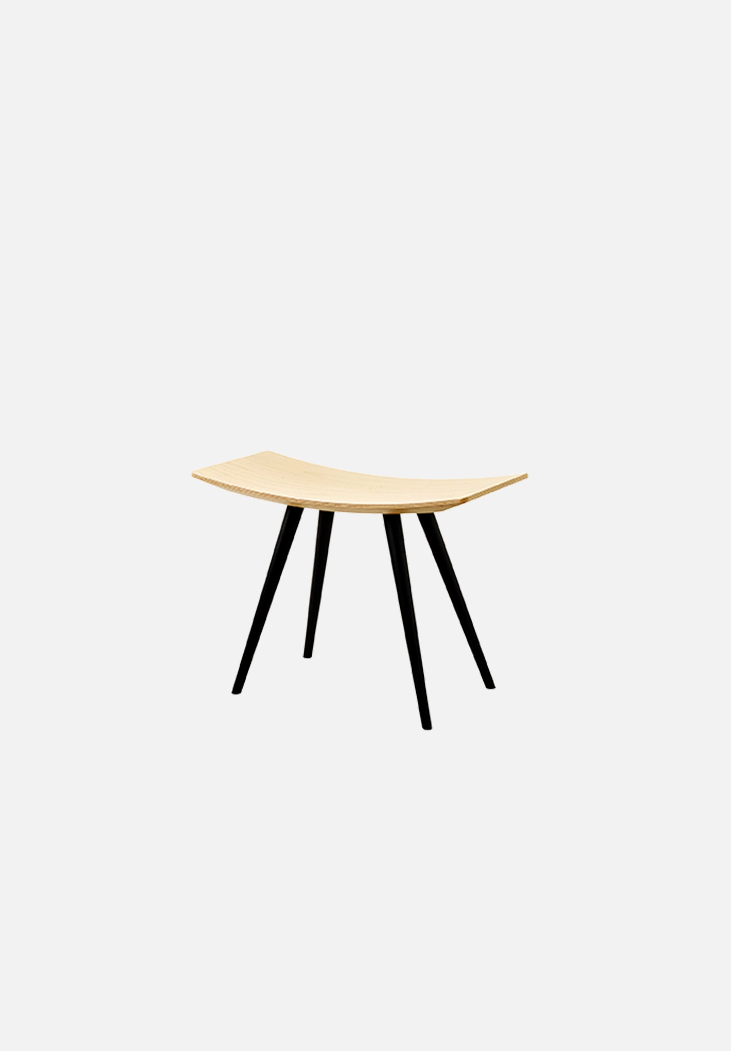J154 Mikado Stool Mikado FDB Møbler black Danish Design Furniture Chairs Average Toronto Canada Design Store