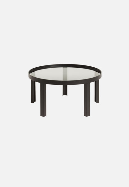 Cedric Coffee Table — Large Black