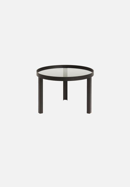 Cedric Coffee Table — Small Black