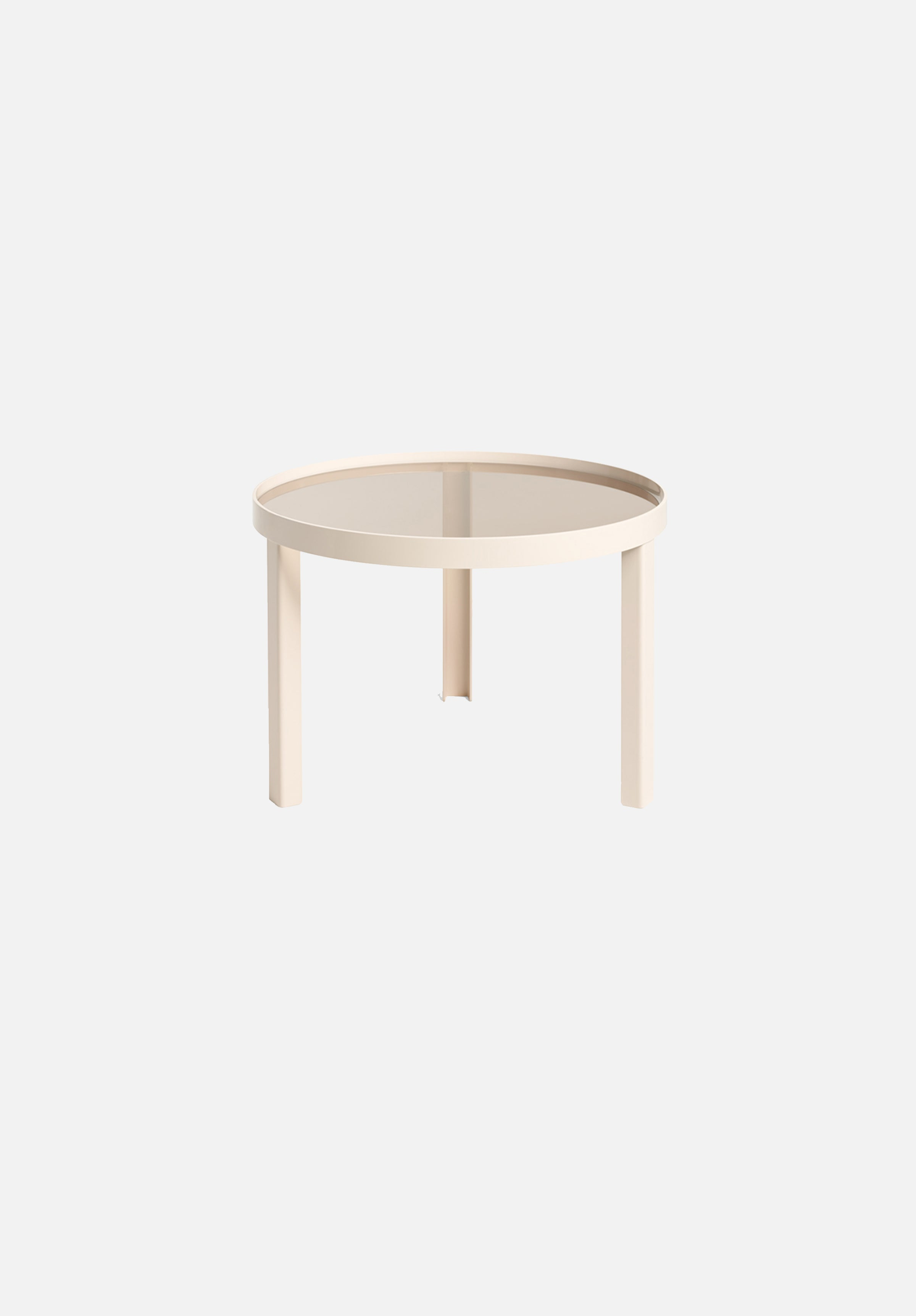 Cedric Coffee Table — Small Sand