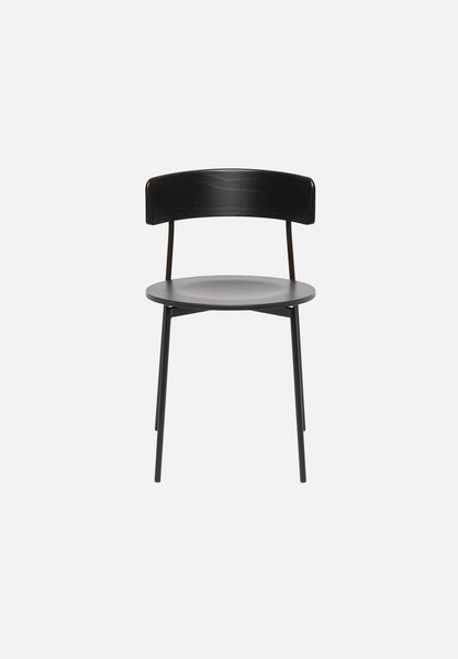 Friday Chair-Martin Hirth-Fest-Black-dutch-interior-furniture-netherlands-Average-design-toronto-canada