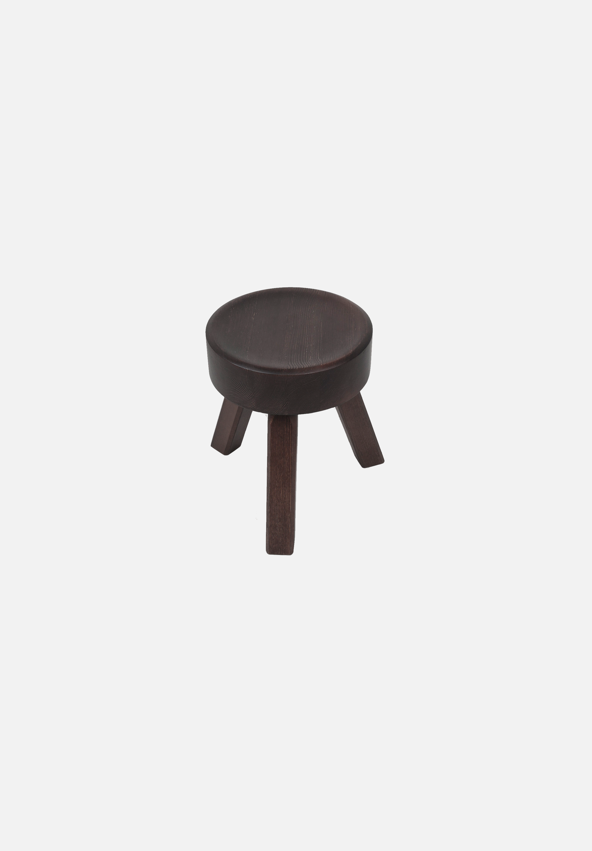 AML Stool — Dark Pine-Andreas Martin-Löf-Frama-Average