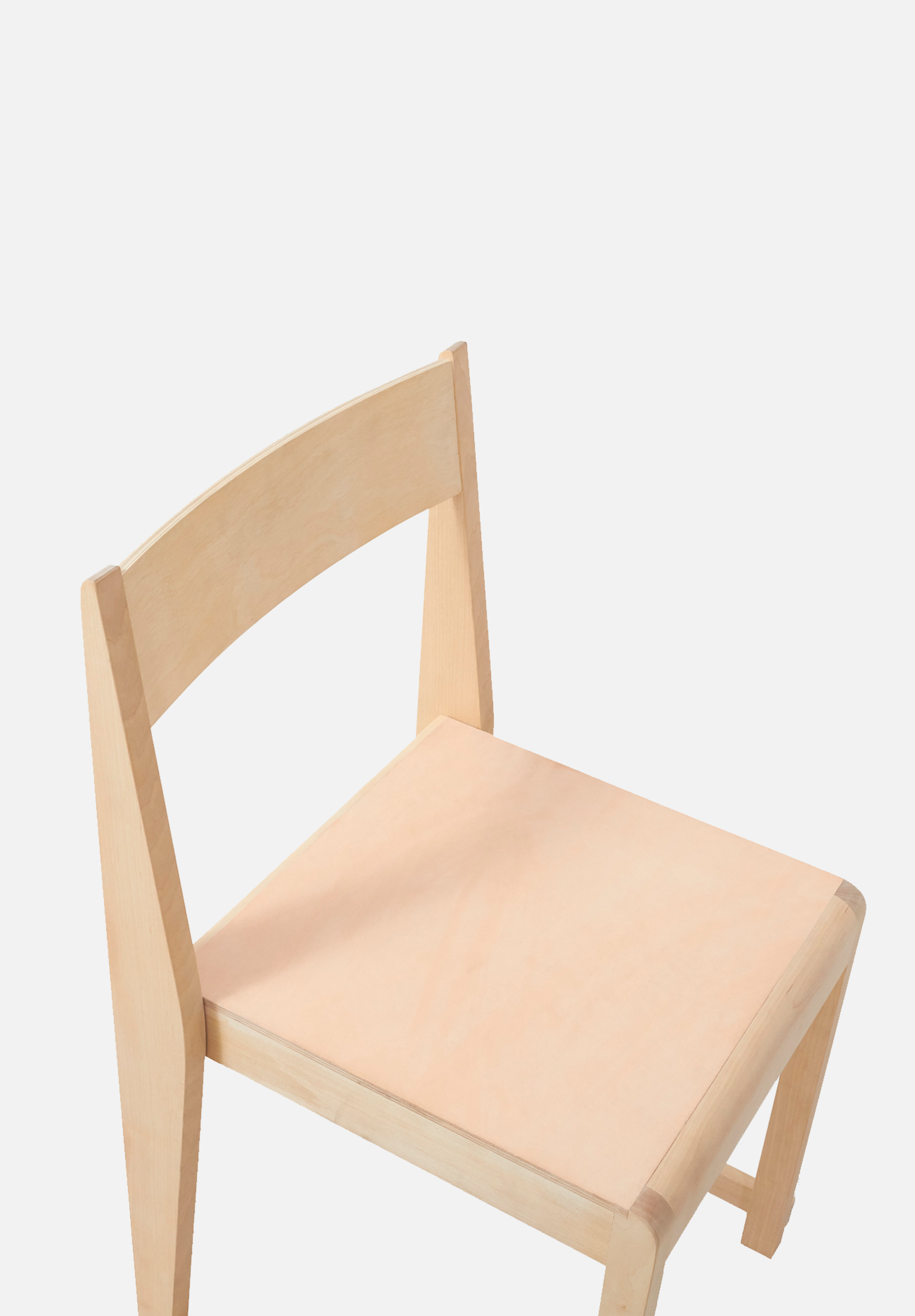Chair 01 — Leather Seat-Frama-Average