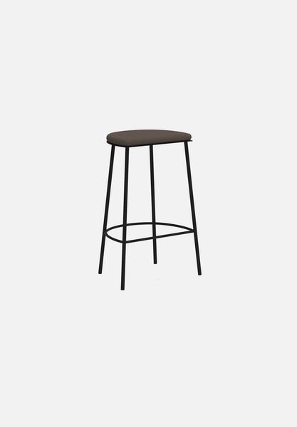 Sketch 021 Bar/Counter Stool — Black