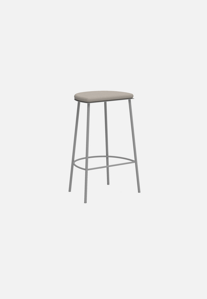 Sketch 021 Bar/Counter Stool — Grey