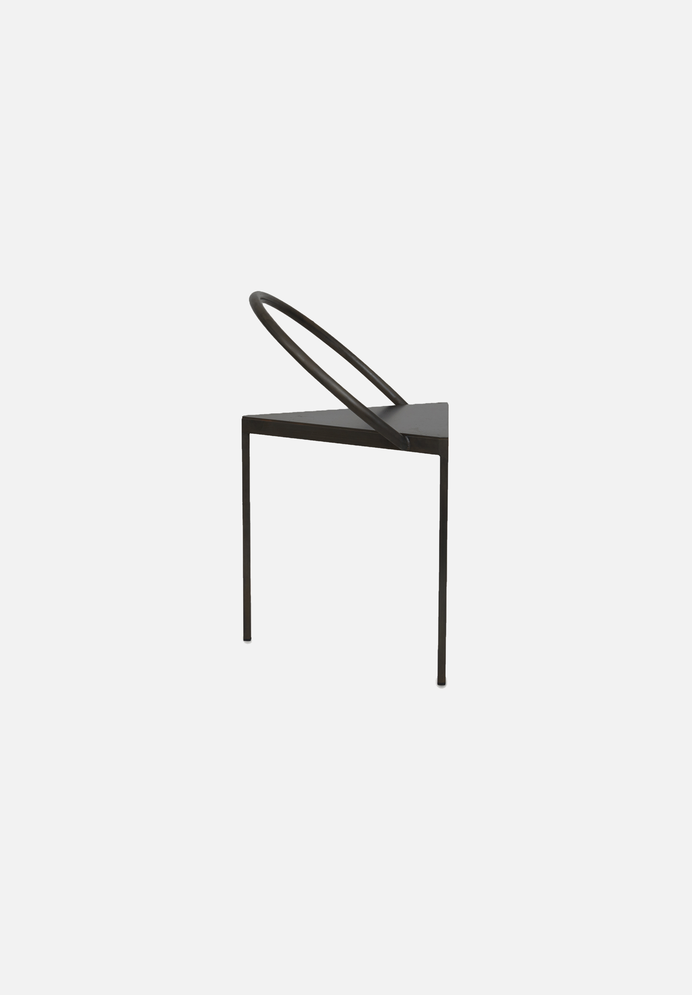 Triangolo Chair — Black