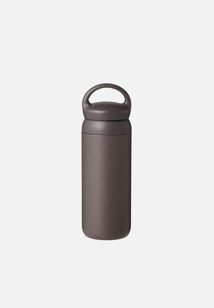 Day Off Tumbler — Dark Grey