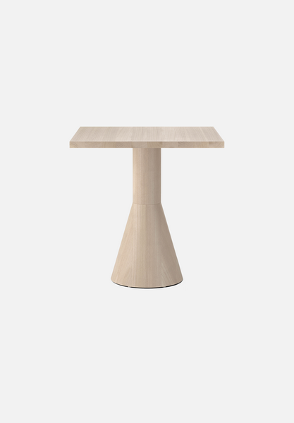 Draft Dining Table — Square Beech-Massproductions-AVG