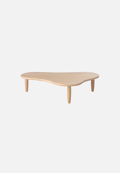 Puddle Coffee Table — Natural Oak-Massproductions-AVG