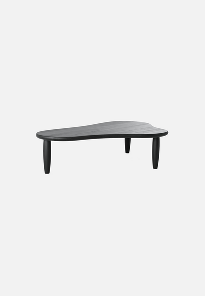 Puddle Coffee Table — Black Ash-Massproductions-AVG