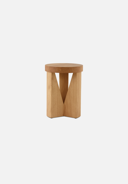 MC20 Cugino Stool/Table — Oak