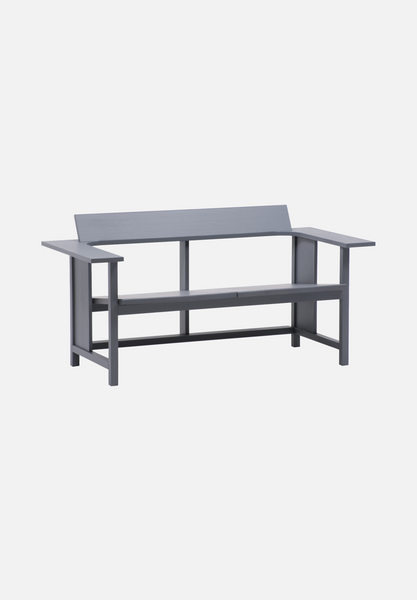 MC10 Clerici 2 Seat Lounge — Ash, Stained Grey