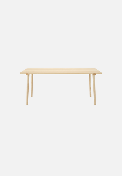 MC13 Facile Table — Natural Ash