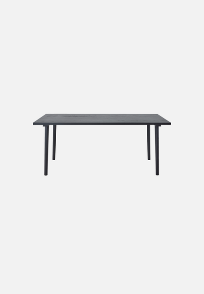 MC13 Facile Table — Black Ash