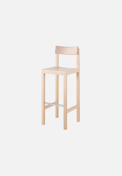 MC14 Primo Bar/Counter Stool — Beech-Konstantin Grcic-Mattiazzi-AVG
