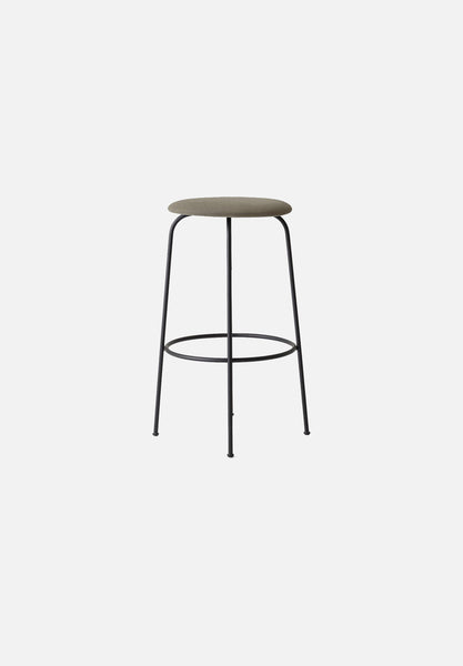 Afteroom Counter/Bar Stool-Afteroom-Menu-Beige Fabric-Bar-Average