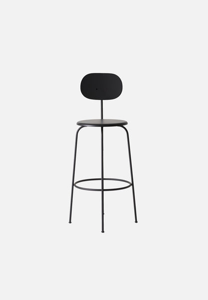Afteroom Bar/Counter Chair — Plus-Afteroom-Menu-Black Wood-Bar-Average
