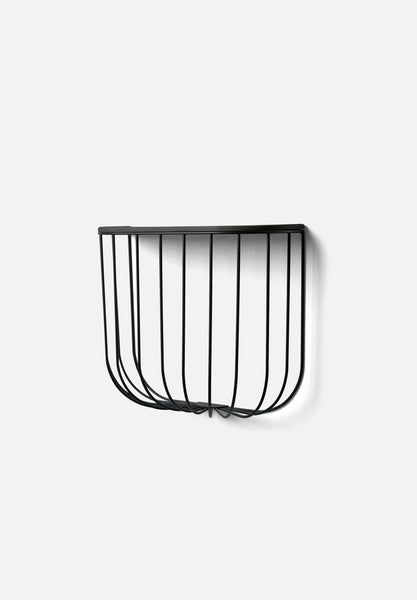 Cage Shelf-Form Us With Love-Menu-Black-Average