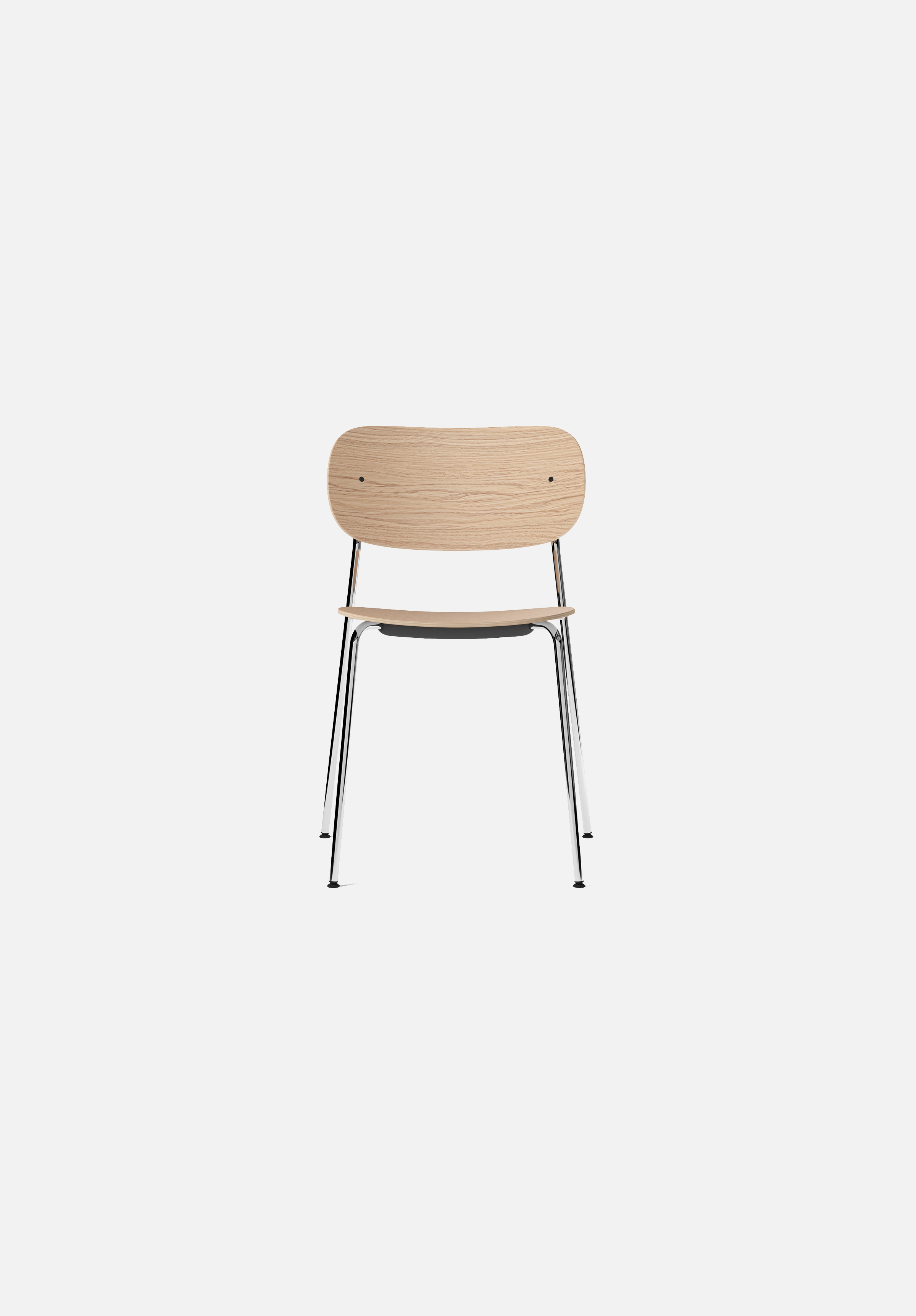 Co Chair — Natural Oak