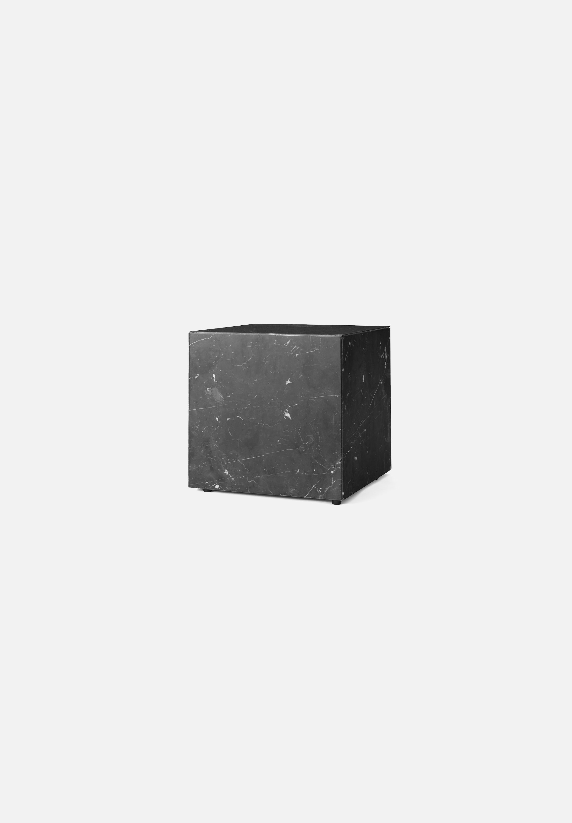 Cubic Plinth-Norm Architects-Menu-Black Marquina-Average