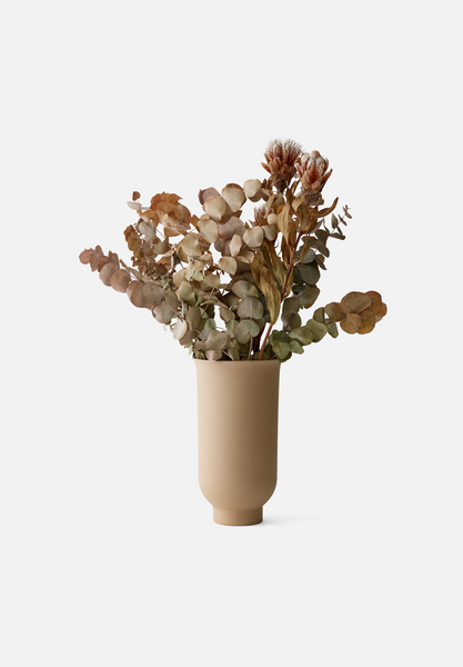 Cyclades Vase — Sand