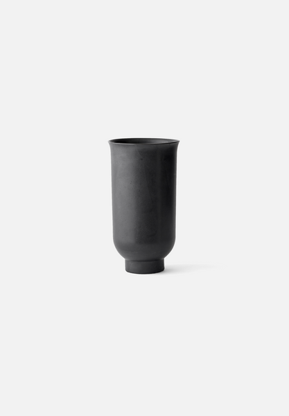 Cyclades Vase — Black