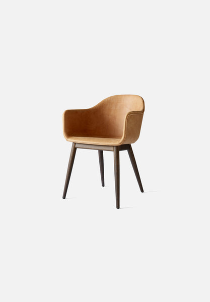 Harbour Chair — Cognac Leather