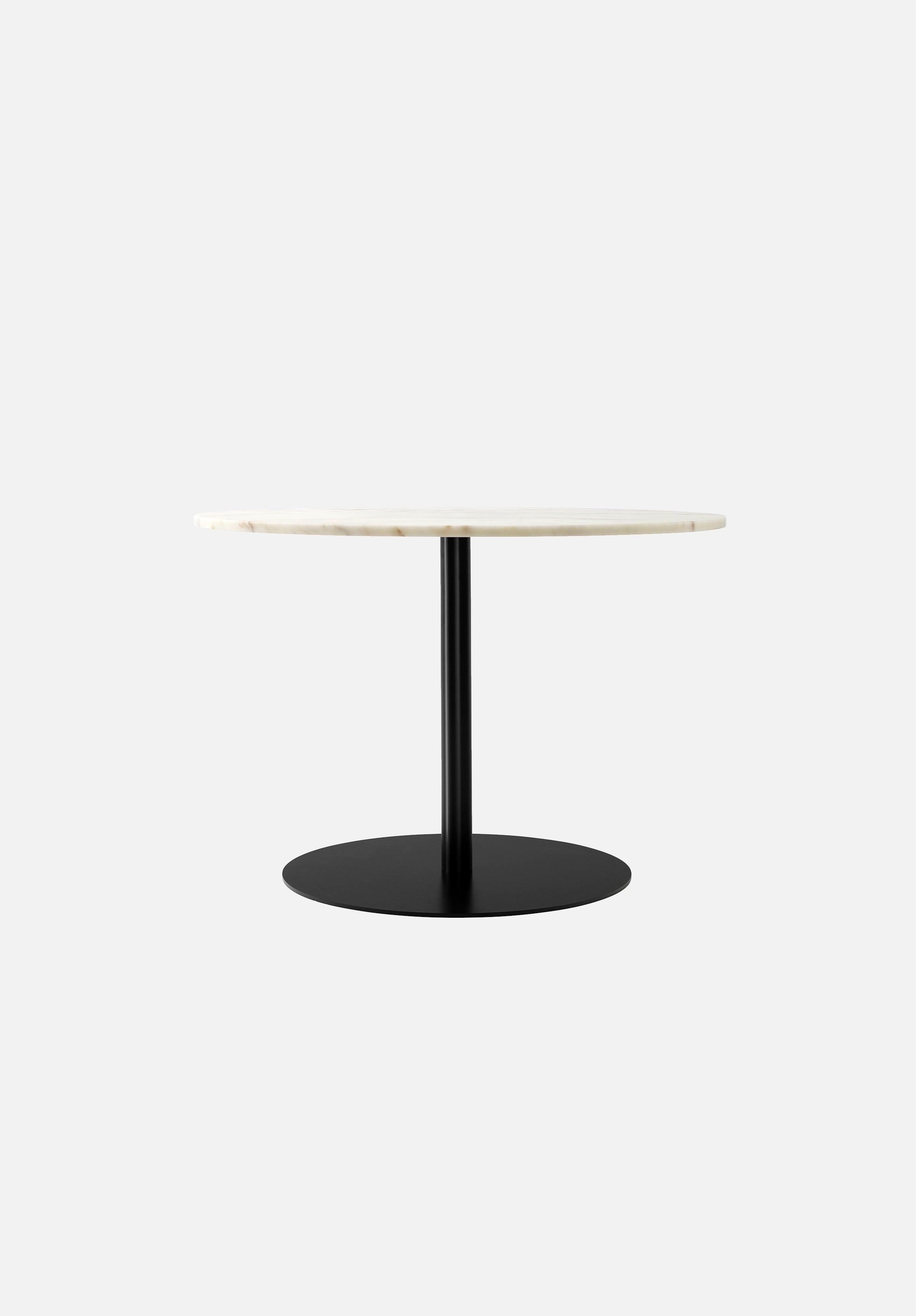 Harbour Column — Dining Table-Norm Architects-Menu-Ø105cm-Marble-Average