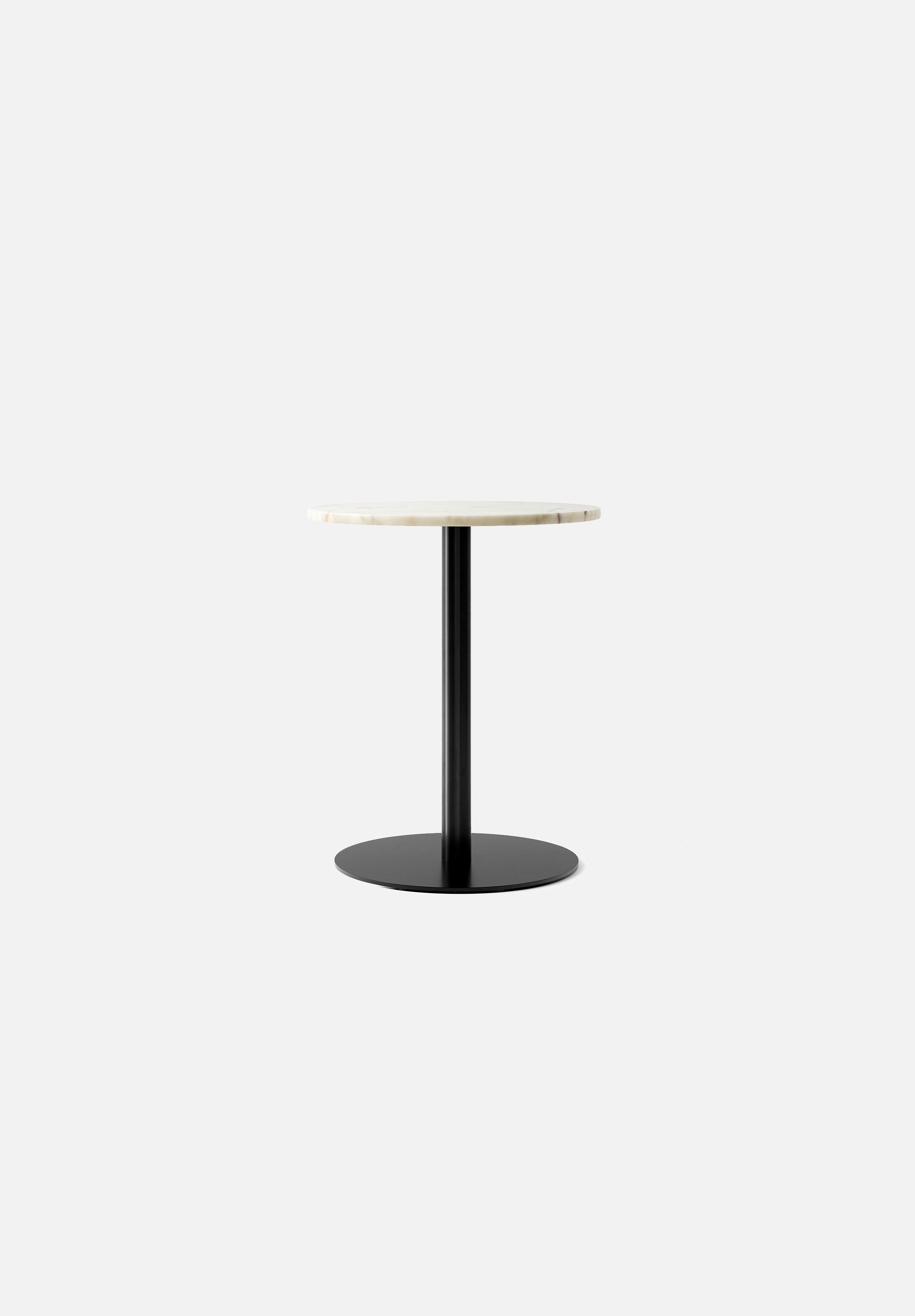 Harbour Column — Dining Table-Norm Architects-Menu-Ø60cm-Marble-Average